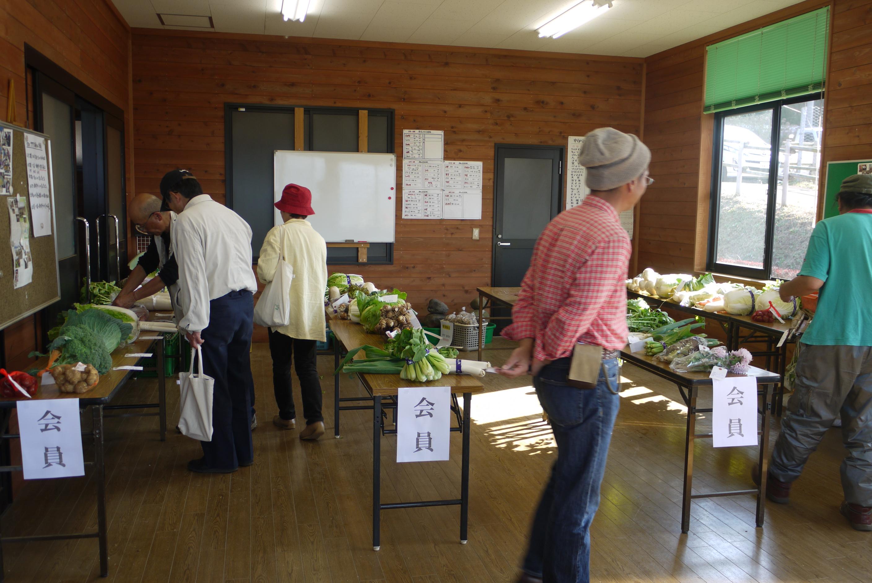 第9回、収穫感謝祭(品評会・即売会)