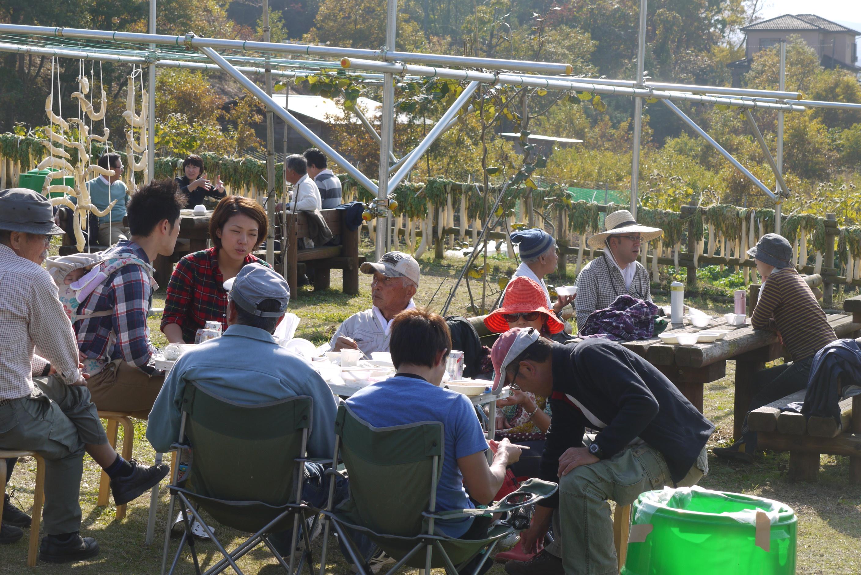 22日に第10回、収穫感謝祭(品評会・即売会)